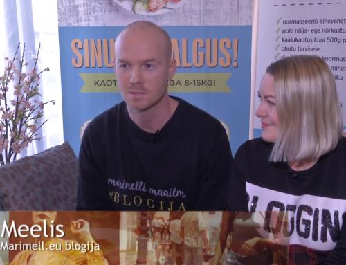 Kanal2 HOOAEG: Marimell.eu blogijad langetasid Dr Simeonsi dieediga kaalu