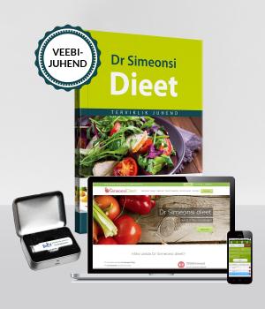 Dr Simeonsi dieedipakett pilt