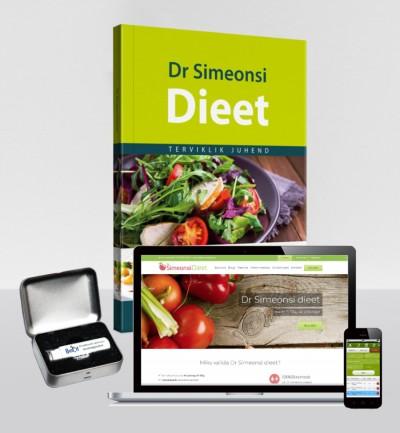 Dr Simeonsi dieedipakett